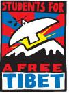 Free Tibet Campaign unveils One Dream banner at Great Wall